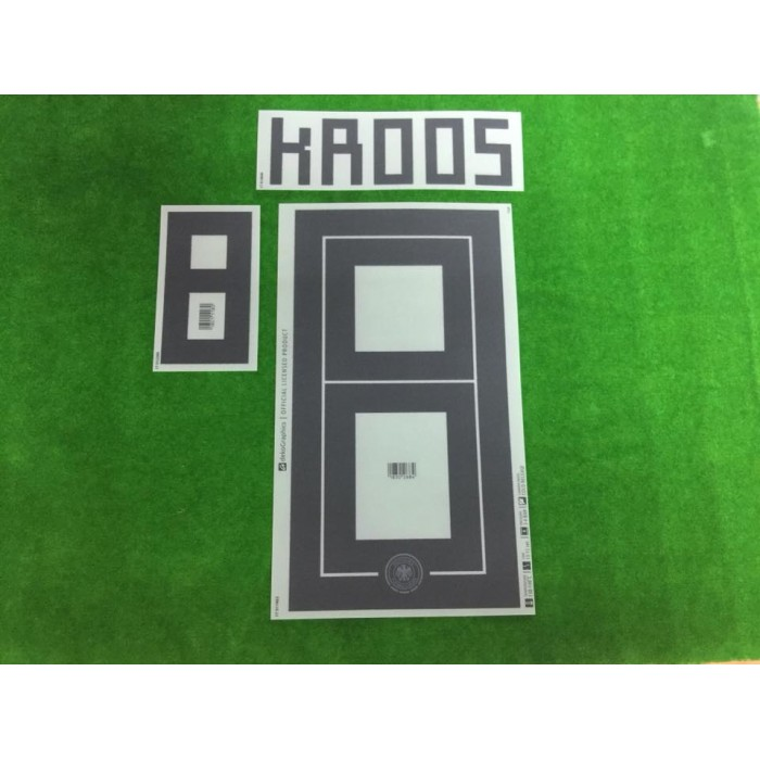 new style 4a130 0aad5 Official KROOS #8 Germany Home World Cup 2018 PRINT