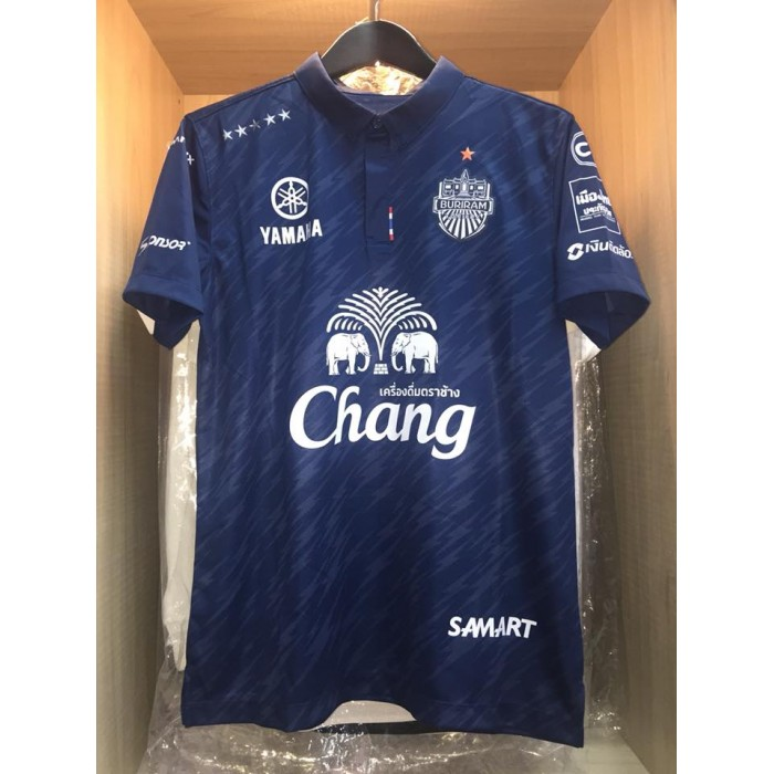 345212dfca6 OFFICIAL BURIRAM UNITED Home 2018 THAI LEAGUE 1 Jersey