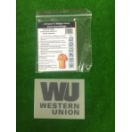 OFFICIAL WESTON UNION Liverpool Away 2017-18 Jersey Sleeve Sponsor