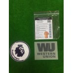 OFFICIAL EPL + WESTON UNION Liverpool Away 2017-18 Jersey Sleeve Sponsor
