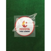 OFFICIAL PLAYER ISSUE TOYOTA THAI LEAGUE 1 2018 Patch