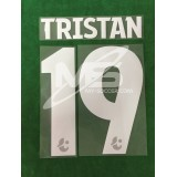 Official TRISTAN #19 MUANGTHONG HOME 2018 PRINT