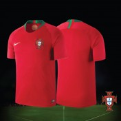 NIKE PORTUGAL Home World Cup 2018 Stadium Jersey