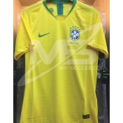 VAPORKNIT NIKE Brazil Home World Cup 2018 AUTHENTIC Match Jersey