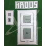 Official KROOS #8 Germany Away World Cup 2018 PRINT