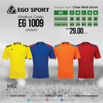 EGO SPORT EG 1009 ADULT Team Wear Football Soccer Jersey