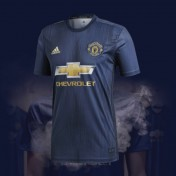 ADIDAS CLIMALITE Manchester United Football Club 3rd  2018-19  Jersey