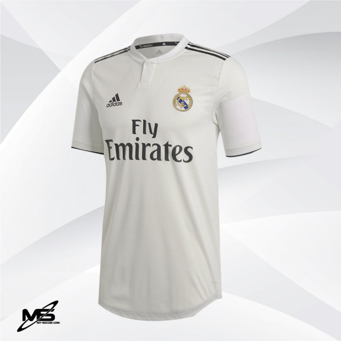 cheap for discount 7a8e7 e4a92 ADIDAS CLIMALITE Real Madrid CF Home 2018-19 Jersey