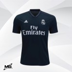ADIDAS CLIMALITE Real Madrid CF Away 2018-19  Jersey