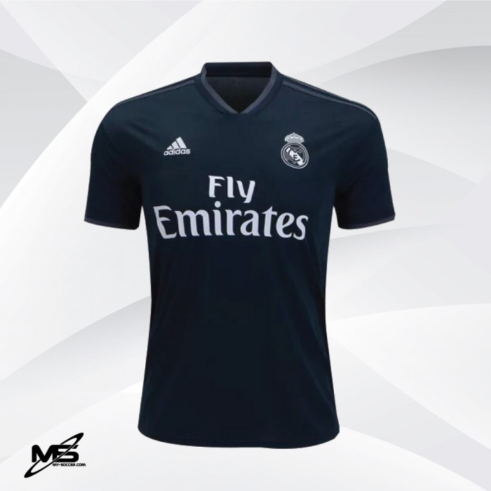 12f2e2ccc ADIDAS CLIMALITE Real Madrid CF Away 2018-19 Jersey