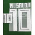 Official M.SALAH #10 Egypt Home World Cup 2018 PRINT