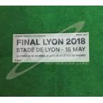 OFFICIAL EUROPA LEAGUE FINAL LYON 2018 MATCH DETAILS