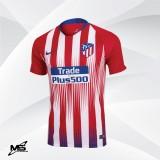 NIKE Atlético de Madrid Home Cup Stadium Shirt 2018-19 Jersey