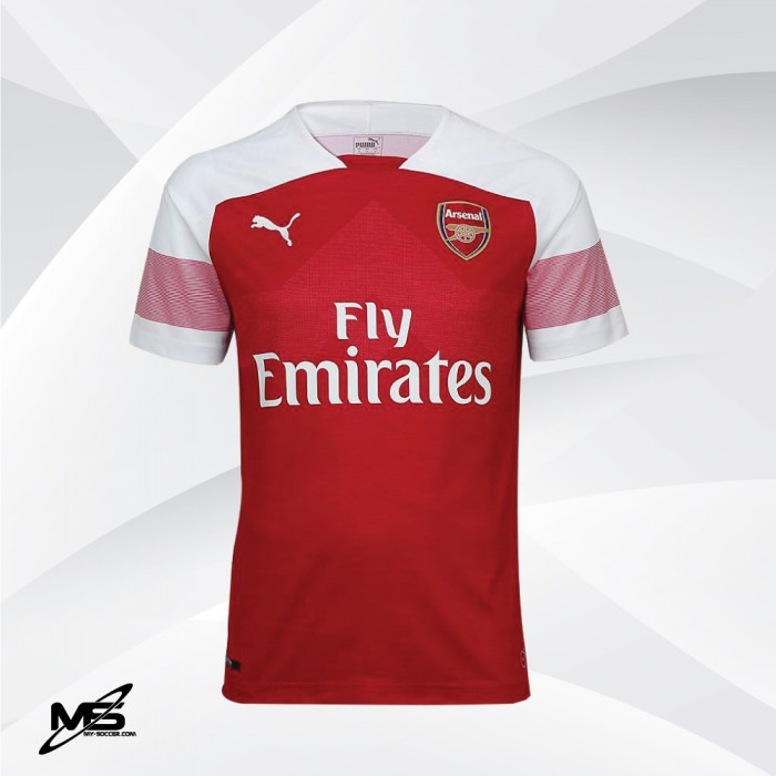 c7d411d38 EVOKNIT PUMA Arsenal FC Authentic Player Home 2018-19 Jersey