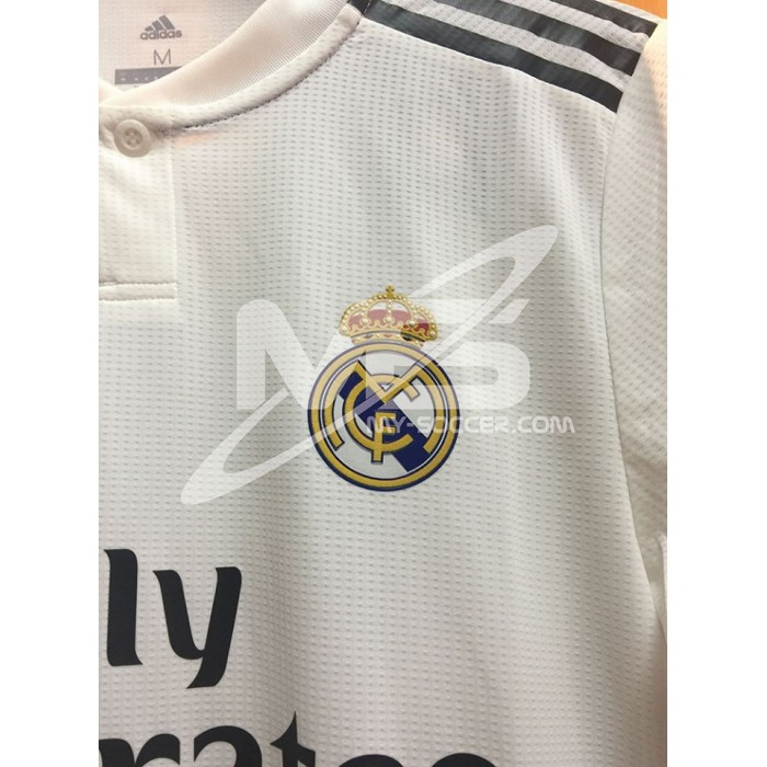 AUTHENTIC ADIDAS CLIMACHILL Real Madrid CF Home 2018-19 LS Jersey 6601b1c01