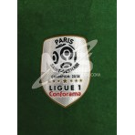 OFFICIAL PSG Ligue 1 CONFORAMA CHAMPION 2018 patch