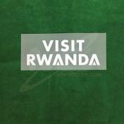 Official VISIT RWANDA Sleeves Sponsor Arsenal Away 2018-19