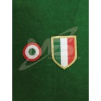 Official Juventus COPA and SCUDETTO 2018-19 Patches