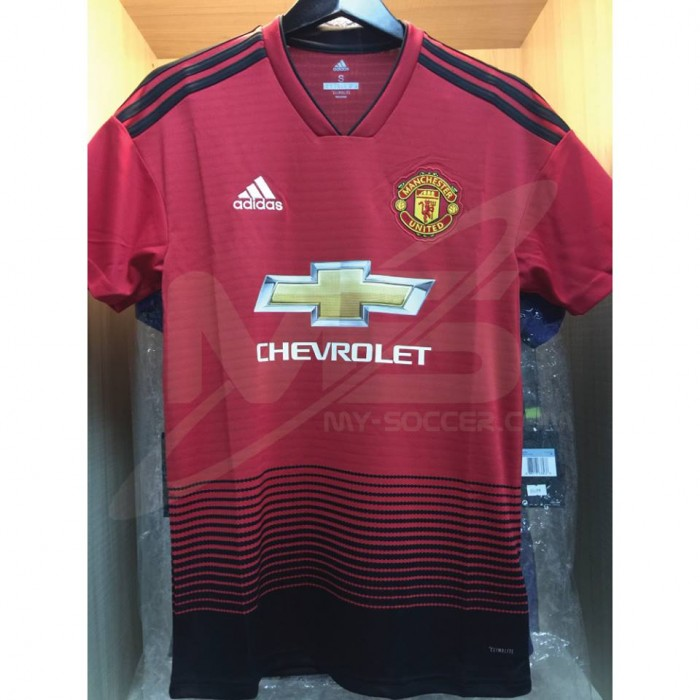97f6abe3762 ADIDAS CLIMALITE Manchester United Football Club Home 2018-19 Jersey