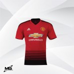 ADIDAS CLIMALITE Manchester United Football Club Home BOYS 2018-19  Jersey