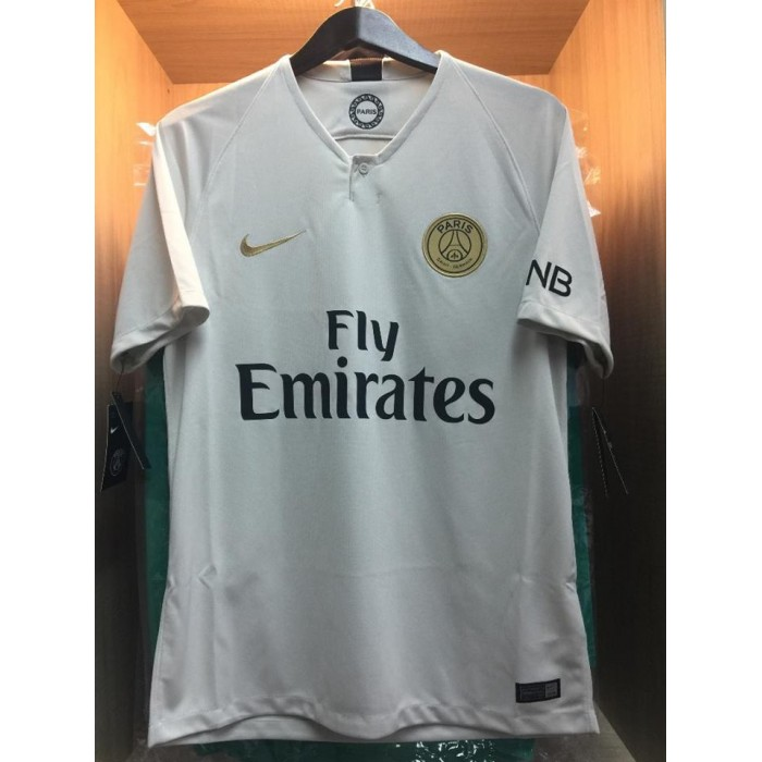d419fa0650b NIKE PARIS SAINT GERMAIN PSG Away 2018-19 Stadium Jersey
