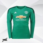 ADIDAS Manchester United Home Goalkeeper GK 2018-19  Jersey