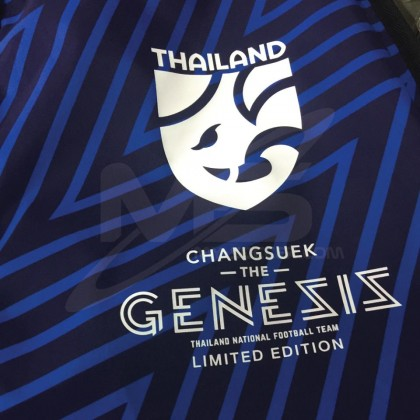 WARRIX PLAYER ISSUE LIMITED EDITION THAILAND HOME 2018 Jersey