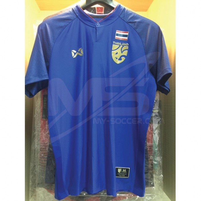 ddaa06fd8 WARRIX PLAYER ISSUE LIMITED EDITION THAILAND HOME 2018 Jersey