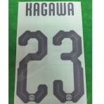 Official KAGAWA #23 Borussia Dortmund Home 2018-19 PU PRINT