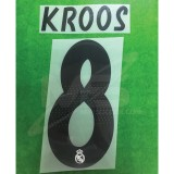 Official KROOS #8 Real Madrid Home 2018-19 PRINT