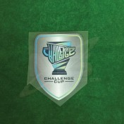 OFFICIAL CHALLENGE CUP 2018 Patch