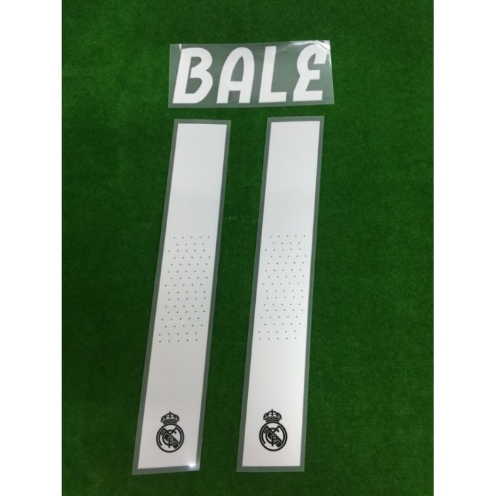 465f79ade Official BALE  11 Real Madrid Away 2018-19 PRINT
