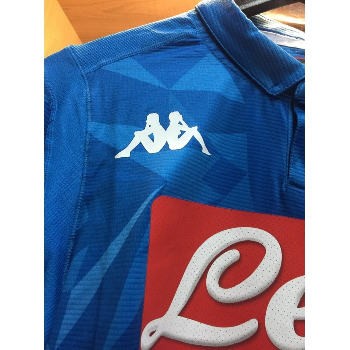 f7810c029 KAPPA S.S.C NAPOLI Home 2018-19 PLAYER ISSUE Jersey