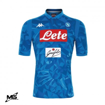 KAPPA S.S.C NAPOLI Home 2018-19 PLAYER ISSUE Jersey