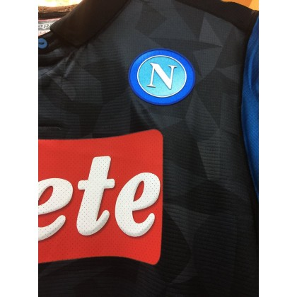 KAPPA S.S.C NAPOLI Away 2018-19 PLAYER ISSUE Jersey