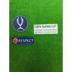 Official Atletico Madrid UEFA Super Cup 2018 + Respect 2018-19 + Match Details