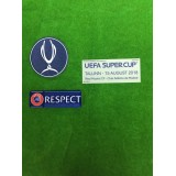 Official Atletico Madrid UEFA Super Cup 2018 + Respect 2018-19 + Match Details