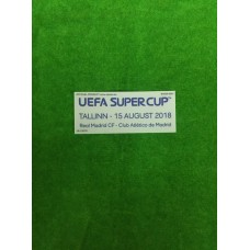 Official Atletico Madrid UEFA Super Cup 2018 Match Details