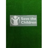 Official Atletico Madrid SAVE THE CHILDREN 2018-19 Sponsor PRINT