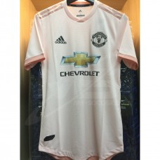ADIDAS CLIMACHILL PLAYER VERSION Manchester United Away AUTHENTIC 2018-19  Jersey