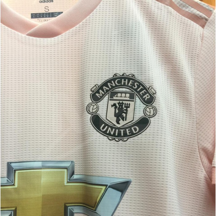 e8d6cf95c ADIDAS CLIMACHILL PLAYER VERSION Manchester United Away AUTHENTIC 2018-19  Jersey