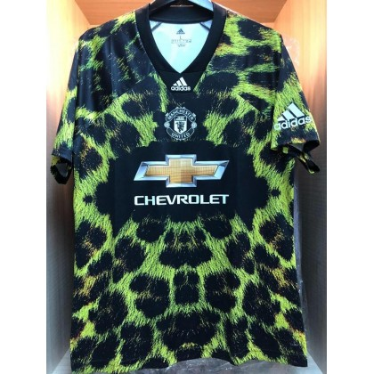 ADIDAS CLIMALITE Manchester United Football Club EA SPORT 2018-19  Jersey