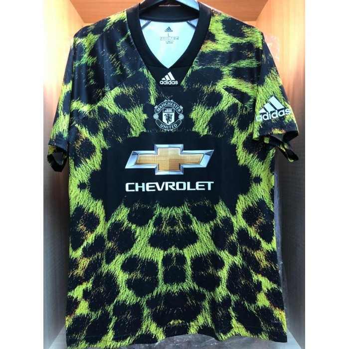 4858f443448 ADIDAS CLIMALITE Manchester United Football Club EA SPORT 2018-19 Jersey