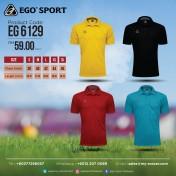 EGO SPORT EG 6129 MICRO Camo Basic Polo Shirt