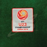 Official AFC U23 CHAMPIONSHIP CHINA 2018 Patch