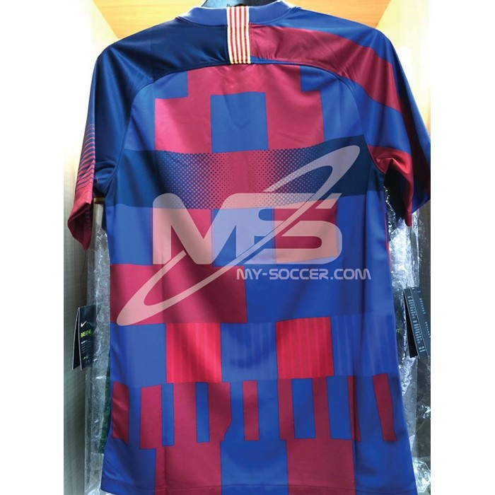 huge discount 558d5 34055 LIMITED EDITION NIKE X FC Barcelona 20th Anniversary Jersey