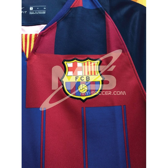huge discount 3d359 63987 LIMITED EDITION NIKE X FC Barcelona 20th Anniversary Jersey