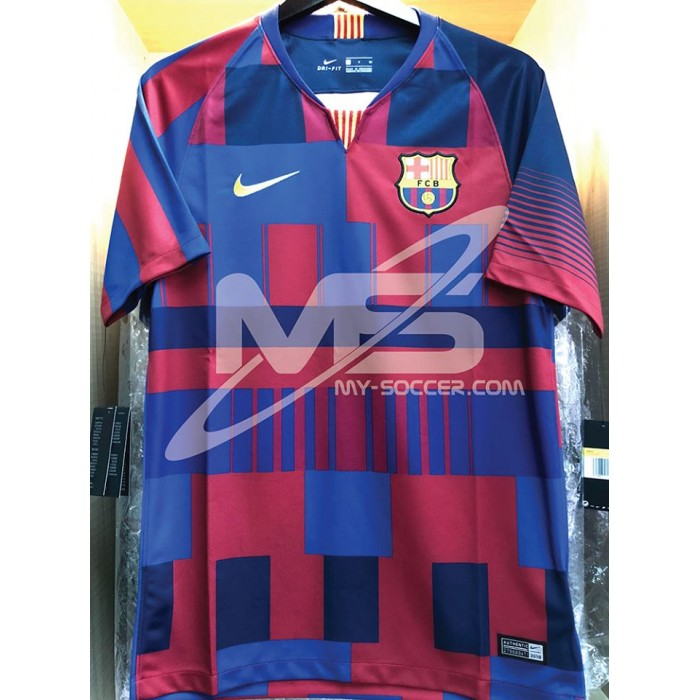 huge discount 3608b ae2a7 LIMITED EDITION NIKE X FC Barcelona 20th Anniversary Jersey
