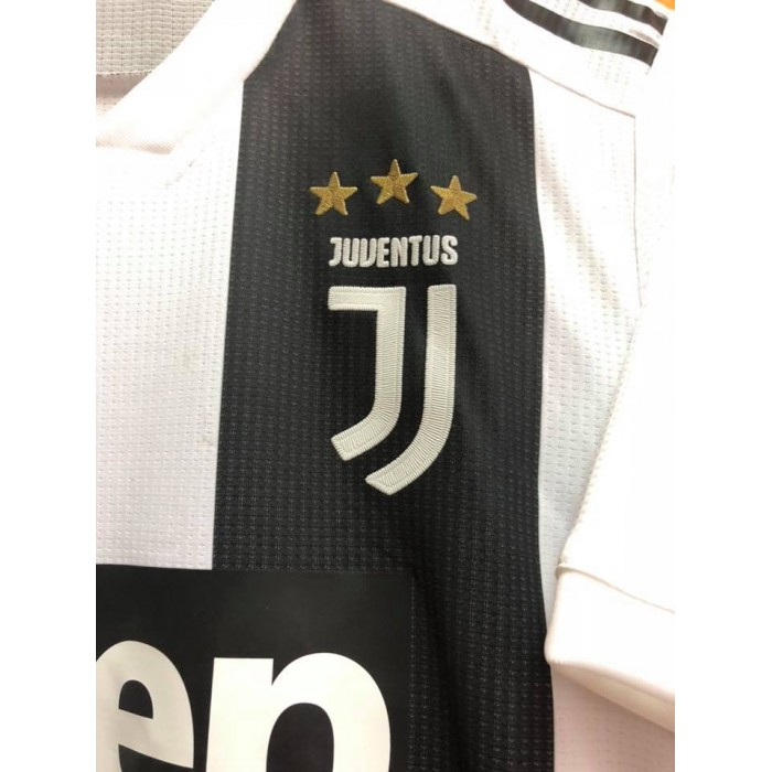 CLIMACHILL ADIDAS PLAYER ISSUE JUVENTUS FC Home 2018-19 AUTHENTIC Jersey b240f09ac