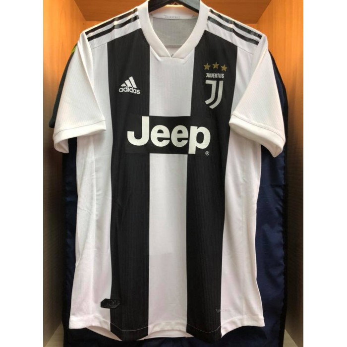 272514f0ba8 CLIMACHILL ADIDAS PLAYER ISSUE JUVENTUS FC Home 2018-19 AUTHENTIC Jersey